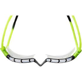 Zoggs Predator Okulary pływackie S, black/lime/clear